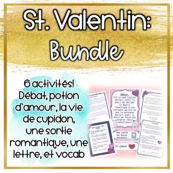 Bundle: La Saint Valentin