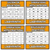 Bundle - Labyrinths
