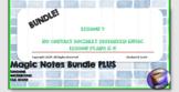 Bundle Lesson 7 No Contact Socially Distanced K-5 Music Le