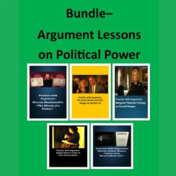 Bundle- Argument Lessons on Political Power