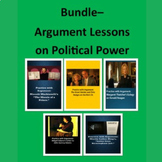 Bundle- Argument Lessons on Political Power