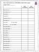 Bundle - Level 1, 2, & 3 Mixed VB Box PLUS Skills Tracking Sheets - Autism / ABA