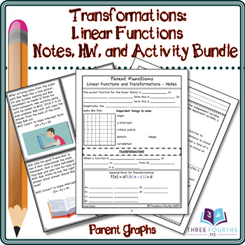 Bundle: Linear Function Transformations