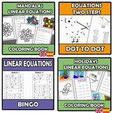 Bundle - Linear equations