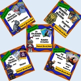 Bundle: Magic Tree House Books 1-5 Paired Reading Units