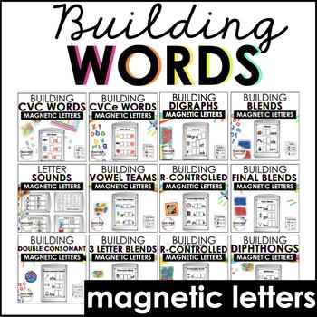 Magnetic Letter Center (Bundle)