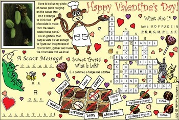 Bundle: Valentine's Day - Friendship and the History of Making Chocolate