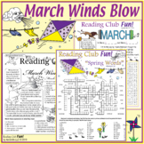 March Winds Blow (Spring) Puzzle Set