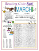 Bundle: March Winds Blow (Spring) Two-Page Activity Set an
