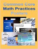 """Bundle Math Practices Posters 1-8 (24"""" x 18"""")"""