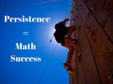 Bundle Math Practices Posters MP1, 3, 4, 5