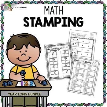 Math Stamping Center