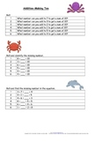 Bundle:  Math and Language Arts Dice Games