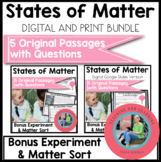 Bundle Matter: Reading Comprehension {Digital and Print and Go}