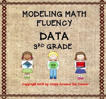 Bundle: Mastering Math Fluency - Place Value, Data, Multiplication & Division