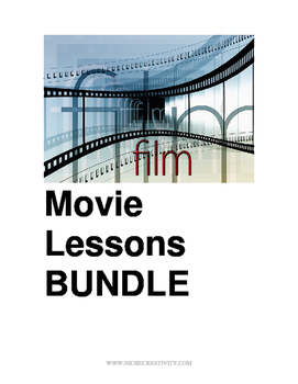 Movie Lessons Bundle - Career, Entrepreneur, and Writing Themes