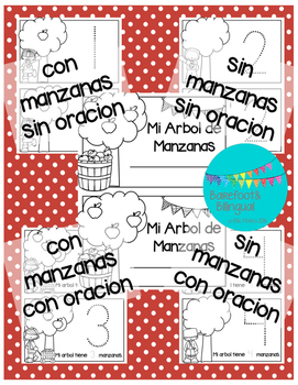 Bundle: My Apple Tree Book + Mi Arbol de Manzanas