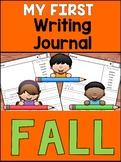Bundle - My First Writing Journal - Fall / Autumn