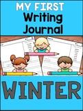 Bundle - My First Writing Journal - Winter