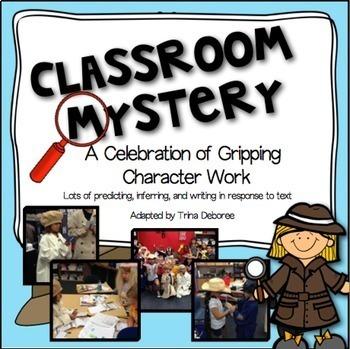 Bundle: Mysteries (Genre) Unit of Study Unit 3 AND A Mystery Celebration