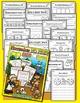 Fall Bundle - NO PREP Math & Literacy (Kindergarten) - (Sept/Oct/Nov)