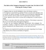 Bundle -NYS Global 10 Enduring Issue Essay No. g10w40 **Ne