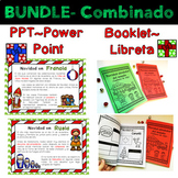 Bundle Navidades alrededor del mundo. Christmas around the world en español