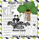 Bundle Nonfiction Panda task cards and  MTH A Perfect Time for Pandas Novel Unit