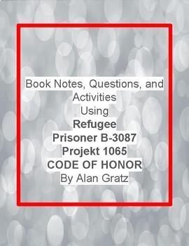 Bundle Novels Refugee, Projekt 1065 , Prisoner B-3087, and Code of Honor