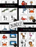 Bundle! Numbers to 120- Build Number Sense with 4 Games!