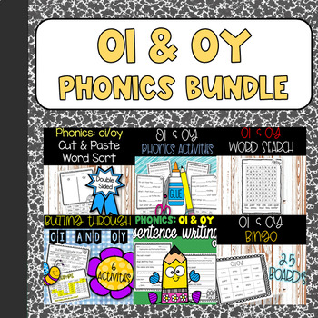 BUNDLE: OI & OY