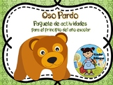 Bundle Oso pardo