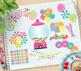 CLIPART BULK PACK - Candyland / Candy Clipart