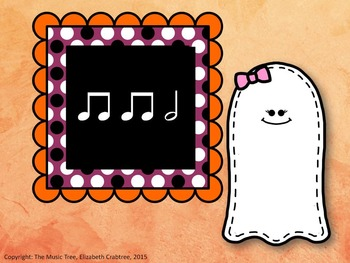 Bundle Pack - Halloween Ghost Choose Your Rhythm Adventure