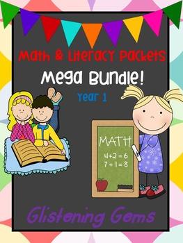 Literacy and Math Bundle