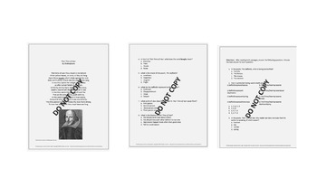 Close Reading Bundle and Test Prep Paired Poetry Passages 1-6