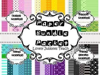 Bundle Paper Packet