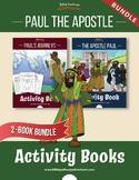 BUNDLE: Paul the Apostle Activity Books
