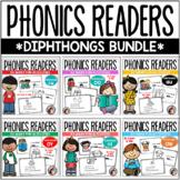 Diphthongs Phonics Readers Bundle