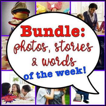 Bundle: Photos, Stories, and Words of the Week