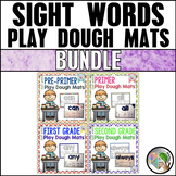 Playdough Sight Word Mats Bundle - High Frequency Words