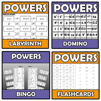 Bundle - Powers