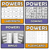 Bundle - Powers - 6 ITEMS