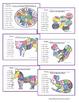Bundle: Prek_k_1 Color by Color Words, Number Words, CVC Words, Fact Families