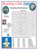 Bundle: Presidents' Day Two-Page Activity Set, Quiz, and C