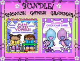Bundle! Reading Comprehension Passages and Questions!  Printables!  Grades 1 - 2
