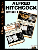 "Bundle: ""Rear Window"" and ""Vertigo"" Hitchcock Film Study Guides"