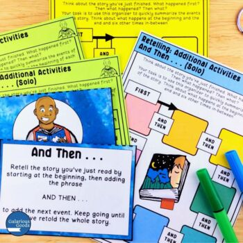 Retelling Bundle for Reading Comprehension