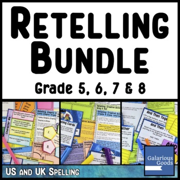 Retelling Bundle for Reading Comprehension