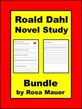 Bundle Roald Dahl Book Units